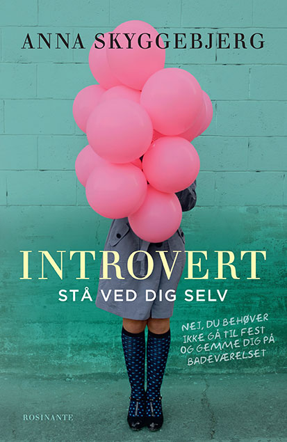 Introvert stå ved dig selv af Anna Skyggebjerg - boganmeldelse