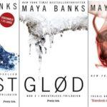 Breathless triologien af Maya Banks – boganmeldelse