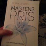 """""""Magtens pris"""" (Dominic #2) af Pernille Vørs – boganmeldelse"""