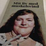 """""""Mit liv med muskelsvind"""" af Stephanie Fjeldsø Fischer – boganmeldelse"""