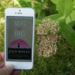 """""""Mig før dig"""" af Jojo Moyes"""