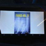 """"""" Fange nr. 21″ (Manus Albino 2) af Søren og Morten Ellemose"""