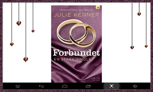 """""""Forbundet"""" af Julie Kenner - boganmeldelse Jensens bogblog"""