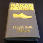 """""""Elleve dage i Berlin"""" af Håkan Nesser"""