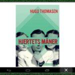 """""""Hjertets måner"""" af Hugo Thomasen"""