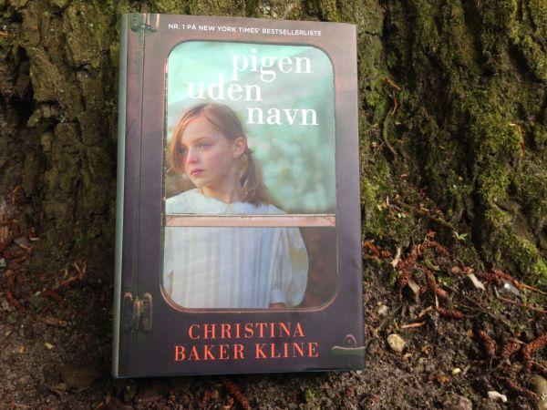 """""""Pigen uden navn"""" af Christina Baker Kline - boganmeldelse på Jensens bogblog"""