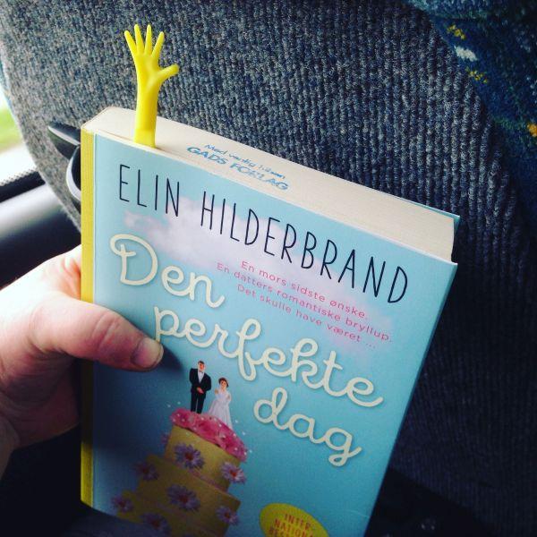 """#Fredagsbog - uge 27 - """"Den perfekte dag"""" af Elin Hilderbrandt - Bogfinken bogblog"""