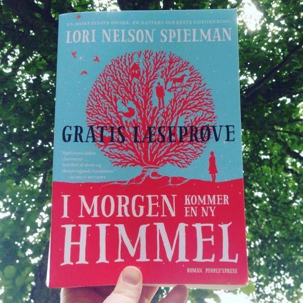 """""""I morgen kommer en ny himmel"""" af Lori Nelson Spielman - Bogfinken bogblog - boganmeldelse - #Fredagsbog"""