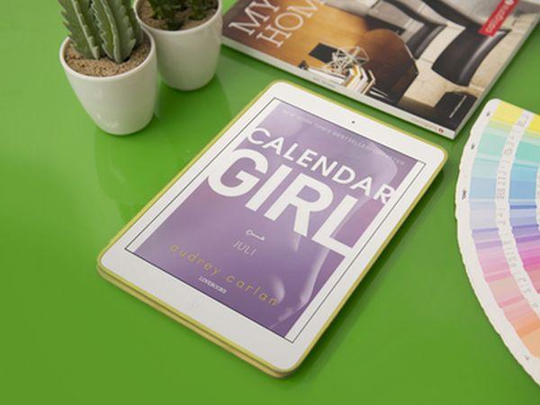 Anmeldelse: Calendar girl: Juli af Audrey Carlan - Bogfinken bogblog