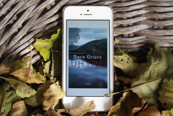 """""""Uhyre"""" af Sara Gruen - boganmeldelse - Bogfinken bogblog"""