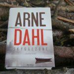 """""""Skyggezone"""" af Arne Dahl"""