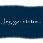 Status #3 – marts 2016