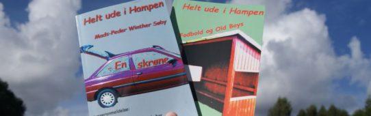 """""""Helt ude i Hampen"""" af Mads-Peder Winther Søby - boganmeldelse - Bogfinken"""