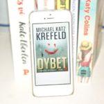 """""""Dybet"""" (Ravn #4) af Michael Katz Krefeld"""
