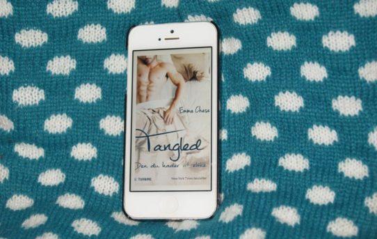 """""""Tangled - den du hader at elske"""" af Emma Chase - boganmeldelse - Bogfinkens bogblog"""