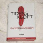 """""""Tidens kløft"""" af Jeanette Winterson"""