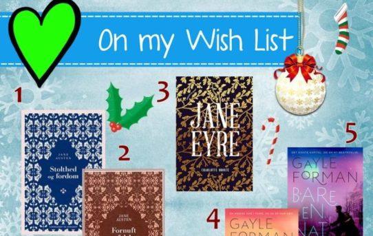 Boglige juleønsker 2016 - Bogfinken bogblog