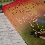 """""""Bare et år"""" af Gayle Forman"""
