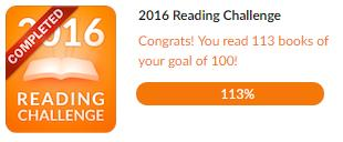 Goodreads Challenge 2017 - og opsamling på 2016 - Bogfinken bogblog