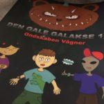 """""""Ondskaben Vågner: Den Gale Galakse 1"""" af Anders Winkel Hjelm Nielsen"""