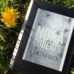 """""""Løgneren"""" af Nora Roberts"""