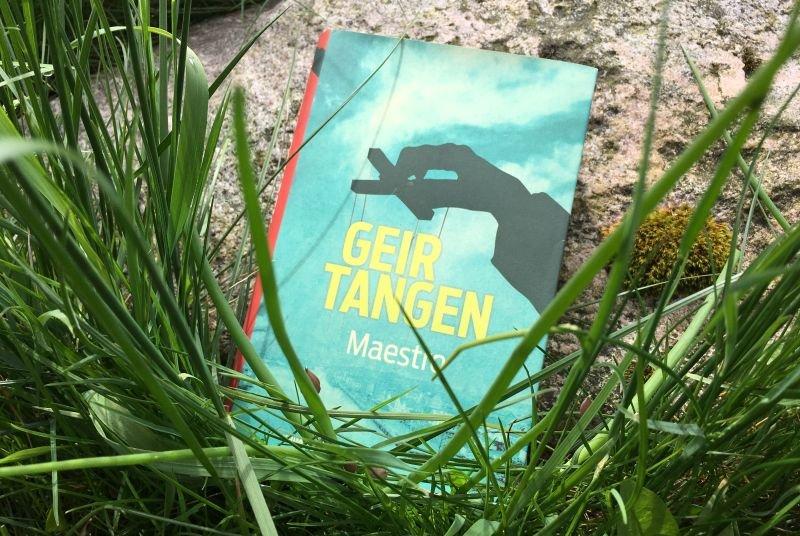"""""""Maestro"""" af Geir Tangen - Bogfinkens bogblog"""